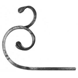 Ozdobný element 16 x 6 mm