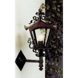 Lampa nástenná 62 x 40 x 32