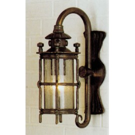 Lampa nástenná 21x13,5x43 cm