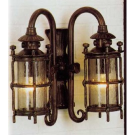 Lampa nástenná 23x46x38,5 cm