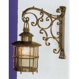 Lampa nástenná 49x53x25 cm