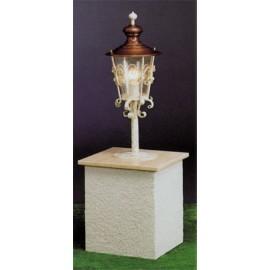 Lampa s podperou 68 x 27 cm
