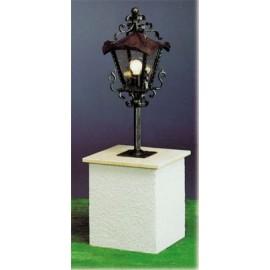 Lampa s podperou 70 x 32 cm