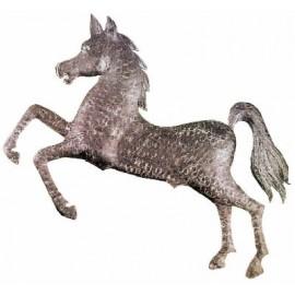 Ozdobný element - kôň ľavý