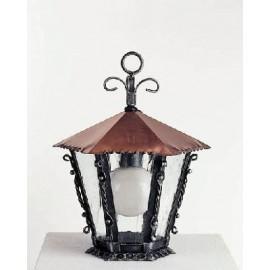 Visiaca lampa H=33cm, V=43cm