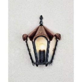 Lampa nástenná Š=38 cm, V=37 cm