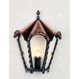 Lampa nástenná Š=38cm, V=49cm