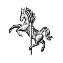 Zástava koňa z nereze