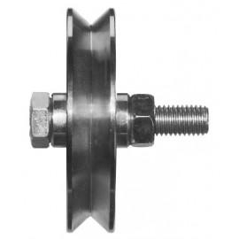 Koliesko pre posun brány Ø 98 mm pozinkované