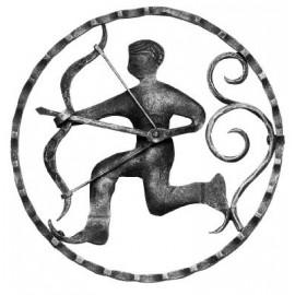 Znamenie - strelec - ozdobný element