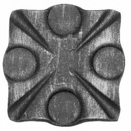 Podlahová platnička bez dier