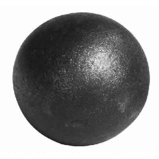 Ozdobná guľa 20 mm hladká