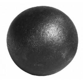 Ozdobná guľa 15 mm hladká