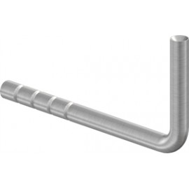Nerezový držiak madla 12 mm M6