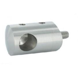 Držiak priečnej výplne 12.2 mm 42.4 mm koncový ľavý