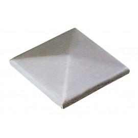 Stĺpiková krytka nerezová 30 x 30 mm