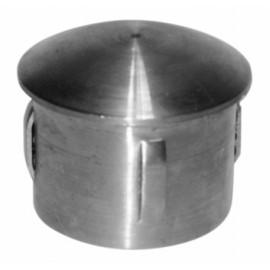 Nerezová zátka 12 mm