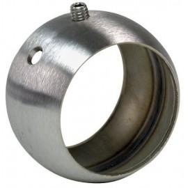 Guľatý prsteň pre držiak madla 33.7 mm