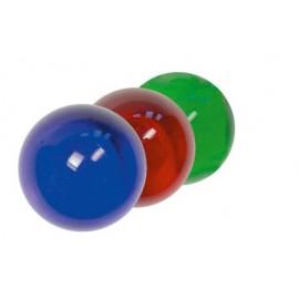 Sklenená guľa červená 30 mm