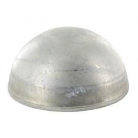 Nerezová polguľa 30 mm dutá