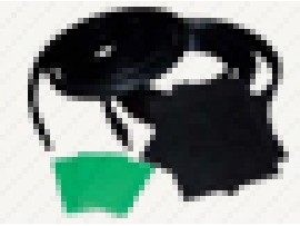 Gumené tesnenia pre ALU profil