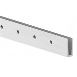 Alu profil 3 m, sklo: 12.76–21.52 mm