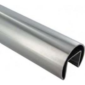 Nerezový U profil 42.4 x 6000 mm