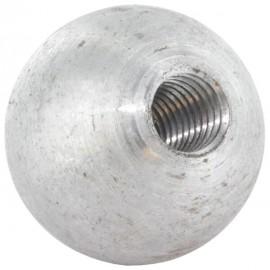 Guľa plná oceľová 20 mm