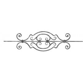 Ozdobná baroková tyčka 16 x 8 x 900 mm