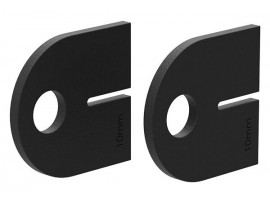 Gumené podložky VSG 9.52 mm