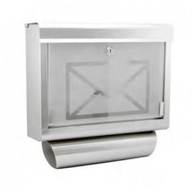 Poštová schránka nerezová Melles