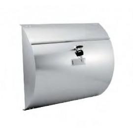 Poštová schránka nerezová Hari