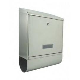 Poštová schránka nerezová Jolo