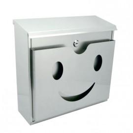 Poštová schránka nerezová Happy