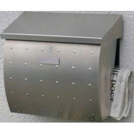 Poštová schránka nerezová KROSIX