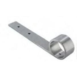 Nerezová konzola 33.7 mm
