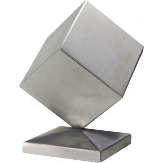 Ozdobná nerezová kocka 80 x 80 mm