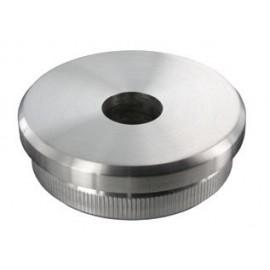 Štupel na trúbku koncový 33.7 x 2 mm, plochý