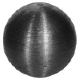 Guľa plná oceľová 25 mm M8
