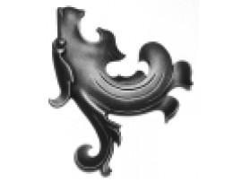 Ozdobné hlavy draka
