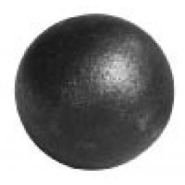 Ozdobná guľa 70 mm hladká
