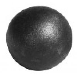 Ozdobná guľa 80 mm hladká