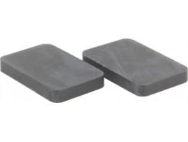 Gumené podložky pre držiaky skla/platničky