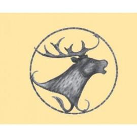 Ozdobný jeleň - pravý