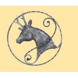 Ozdobný srnec - ľavý