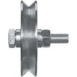Koliesko pre posun brány Ø 137 mm pozinkované