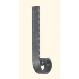 Začiatočná madlová pásovina 40 x 8 mm